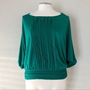Max Studio Blouse - Green